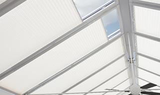 Conservatory roof blinds perfect fit blinds venetian blinds roof blinds solutioingenieria Image collections