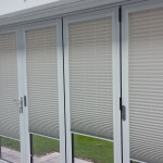 BiFold Pleated Blinds