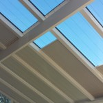 Pleated Roof Blinds