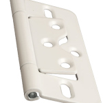 Bright White Hinge