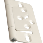 Soft White Hinge