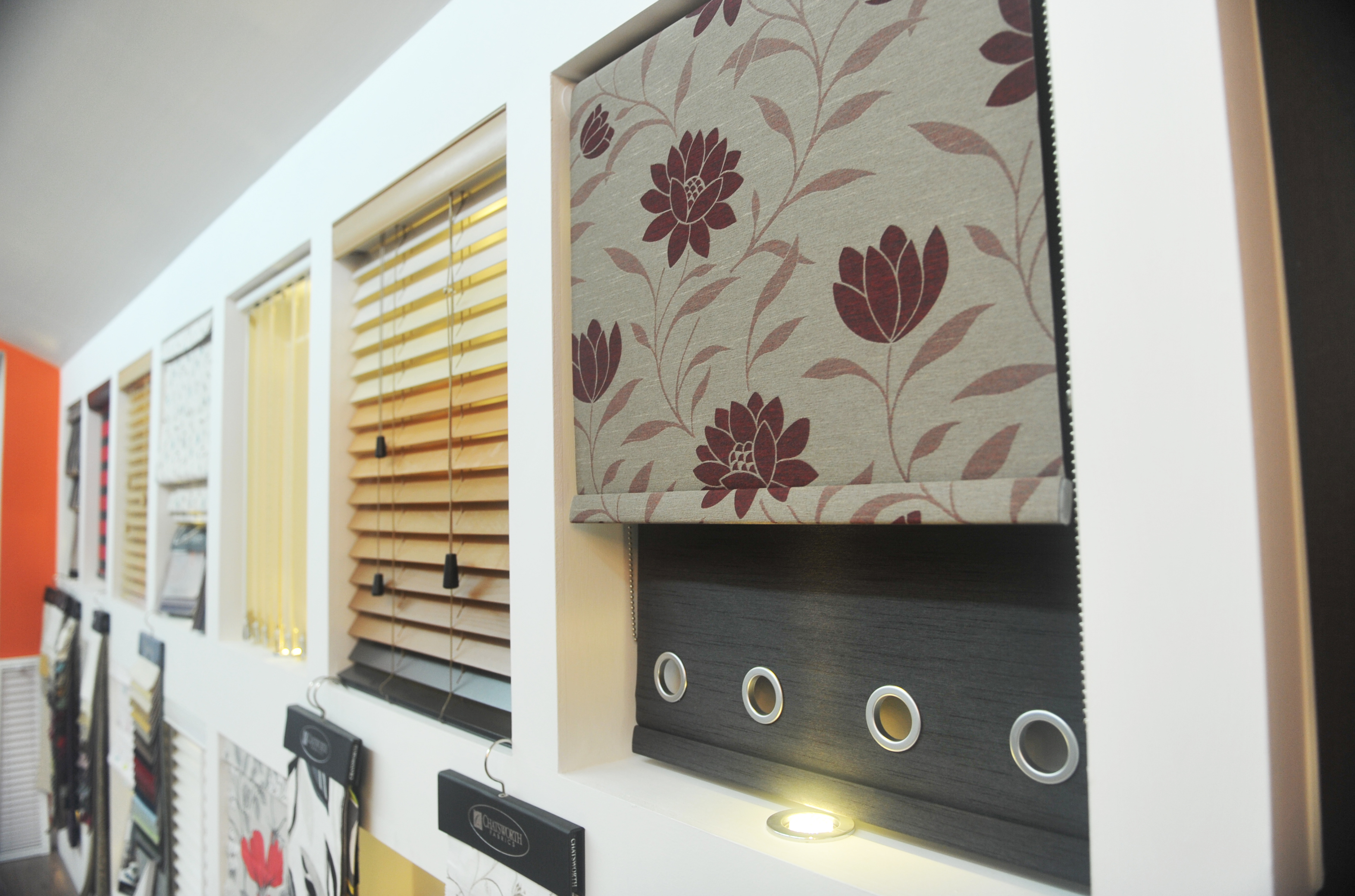 inStyle Blinds Open The New Showroom