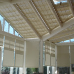 Woodweave Roof Blinds