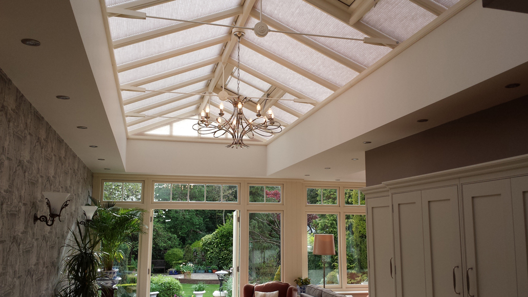 Grimsby Lincolnshire Conservatory Roof Blinds