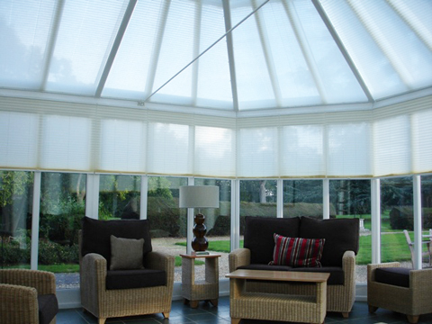 Hampshire Conservatory Blinds