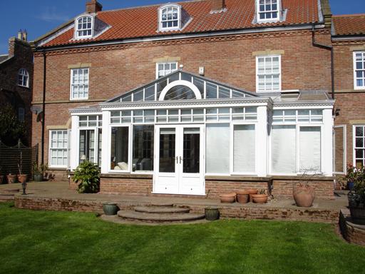 Pocklington North Yorkshire Conservatory Roof Blinds
