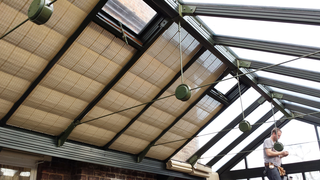 Yarm Stockton on Tees Conservatory Roof Blinds