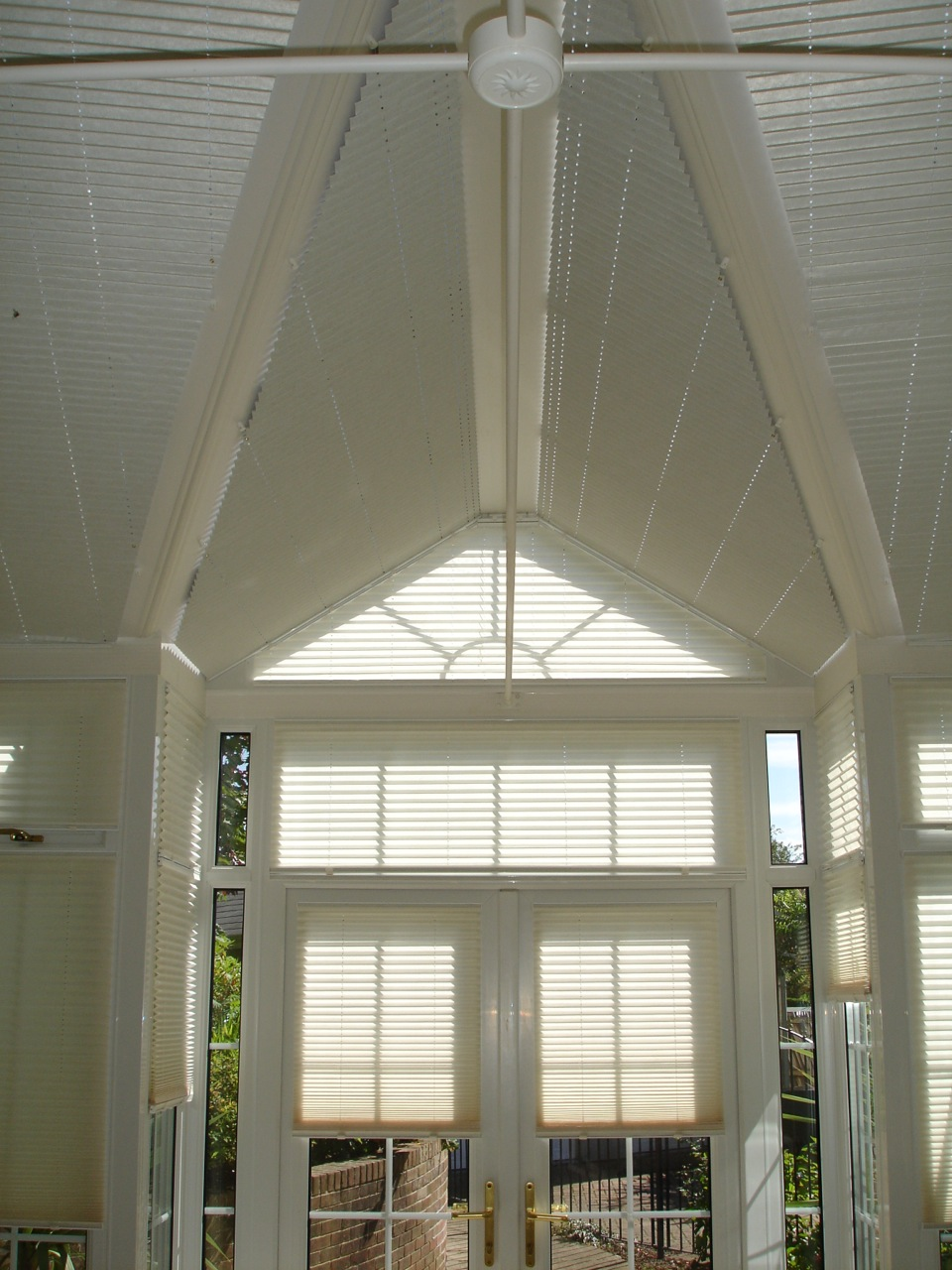 Shutters & Conservatory Blinds