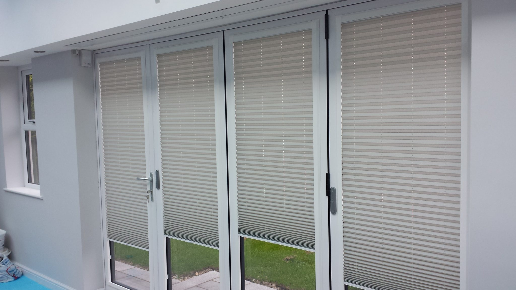Pleated Folding Doors & Contact Us Today