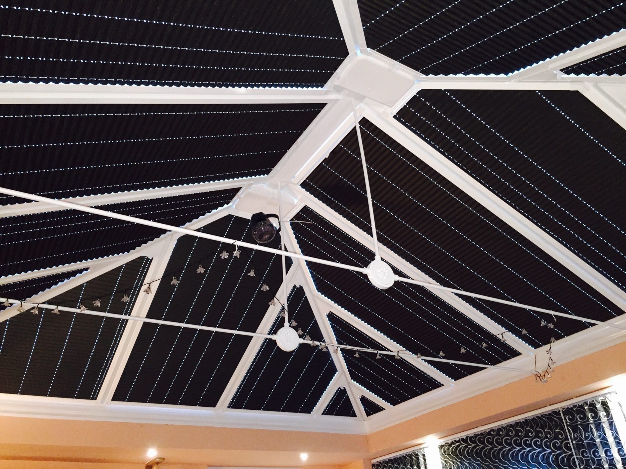 Perfect Fit Conservatory Roof Blinds | inStyle Blinds Conservatory